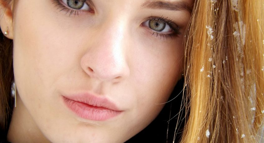 yeux verts maquillage