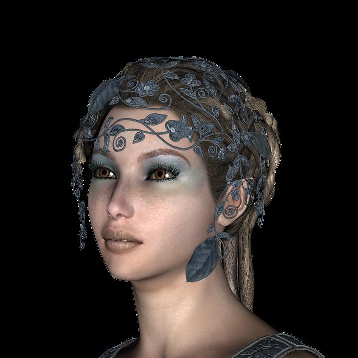 Les bijoux de tete, pour qu'elle apport dans votre look?